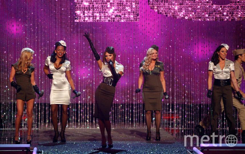 Участницы группы Spice Girls. Фото Getty