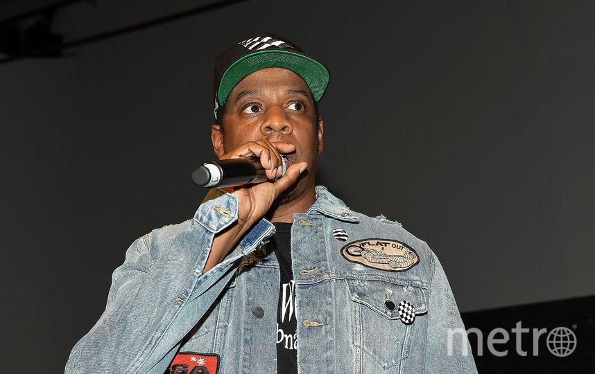 Jay-Z. Фото Getty