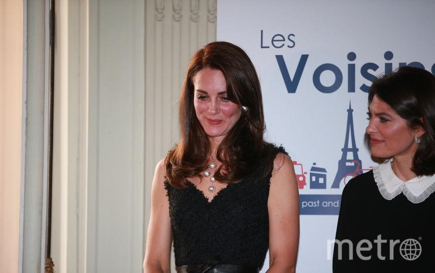 Во время официального визита в Париж, 17 марта. Фото Getty