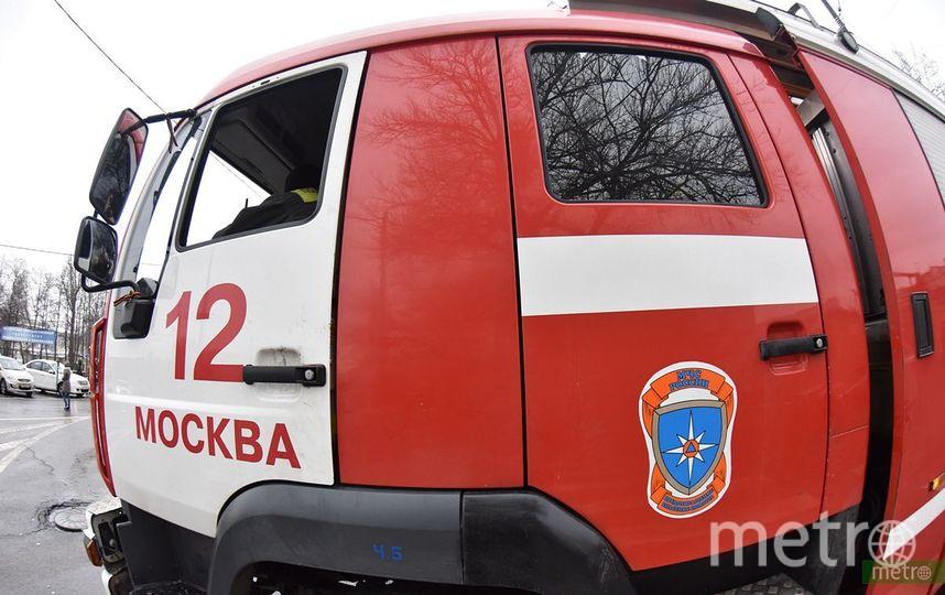 СК сообщил о 16 пострадавших при пожаре в пансионате в Новой Москве. Фото Василий Кузьмичёнок
