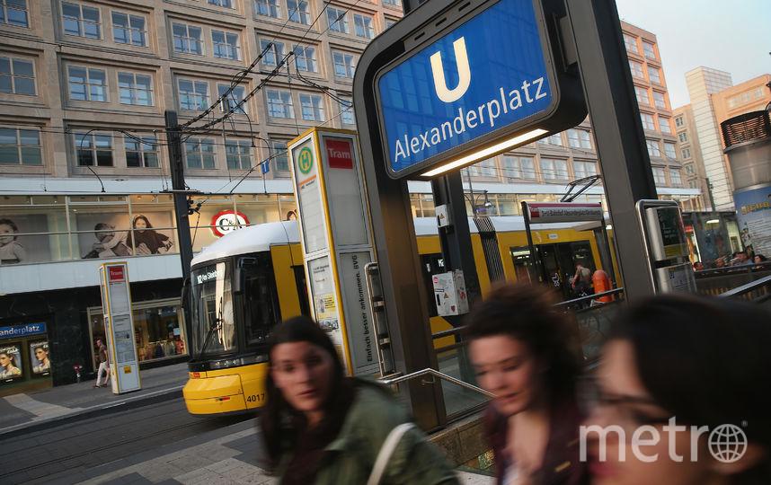 Метрополитен Берлина. Фото Getty