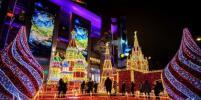 Москва готова к встрече Нового года: фото с улиц столицы
