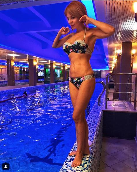 Наталья Штурм без купюр. Фото Скриншот Instagram: @nataliashturm