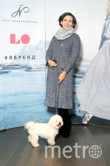 Елена Борщёва. Фото Предоставлено организаторами мероприятия.
