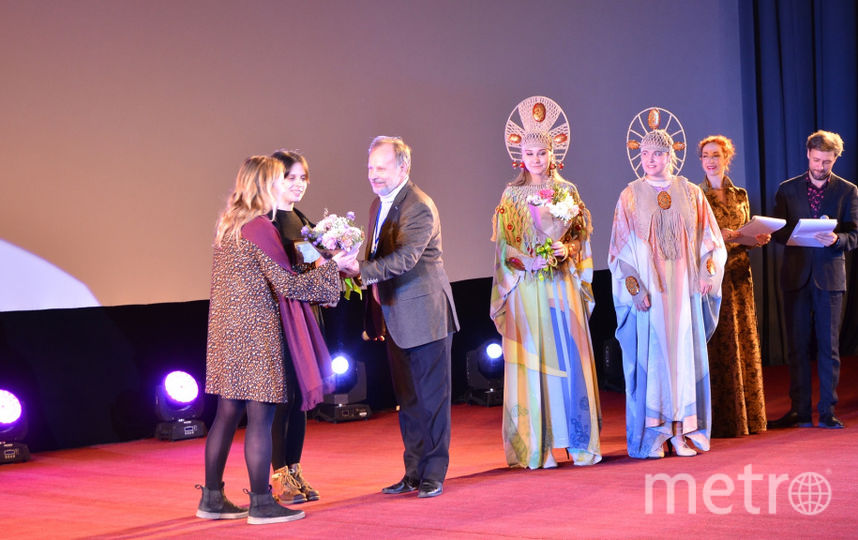 Кажры с церемонии награждения. Фото предоставлены организаторами фестиваля.