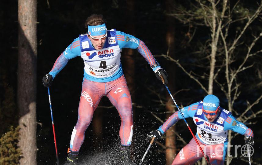 Лыжник Сергей Устюгов. Фото Getty