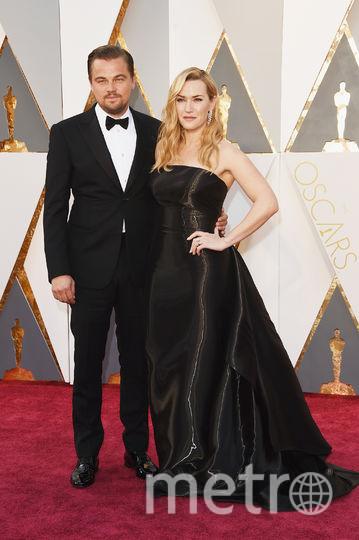 Кейт Уинслет и Леонардо Ди Каприо сегодня. Фото Getty