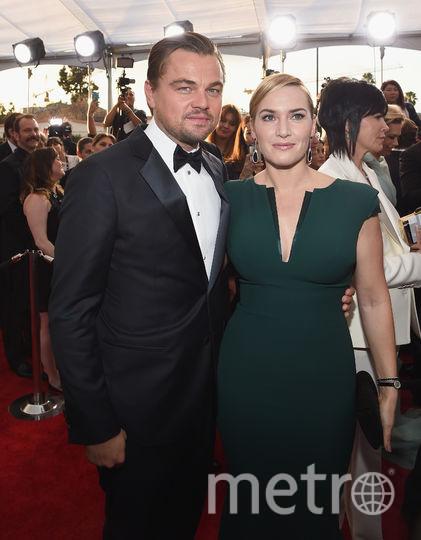 Леонардо Ди Каприо и Кейт Уинслет. Фото Getty