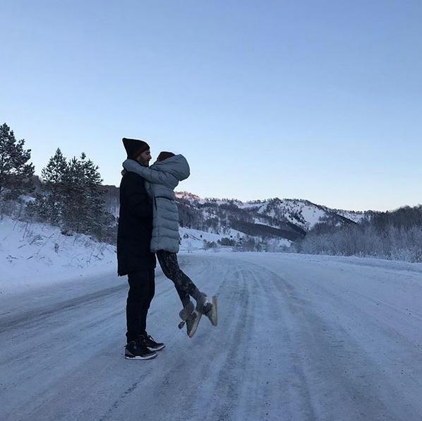 Ерохин отдыхает на родине. Фото Instagram