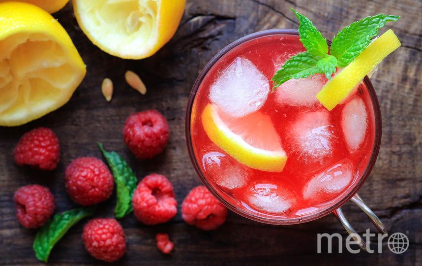 5 новогодних безалкогольных напитков, которые можно приготовить самим. Фото Istock.
