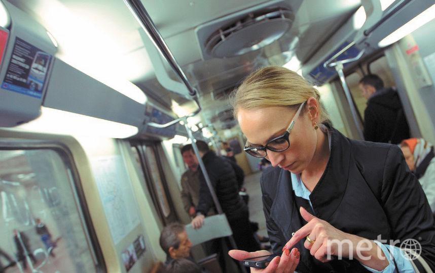 В 2018 году на всех станциях московского метро появится 4G от Tele2.