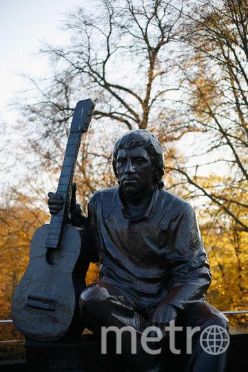 Памятник Владимиру Высоцкому. Фото Getty