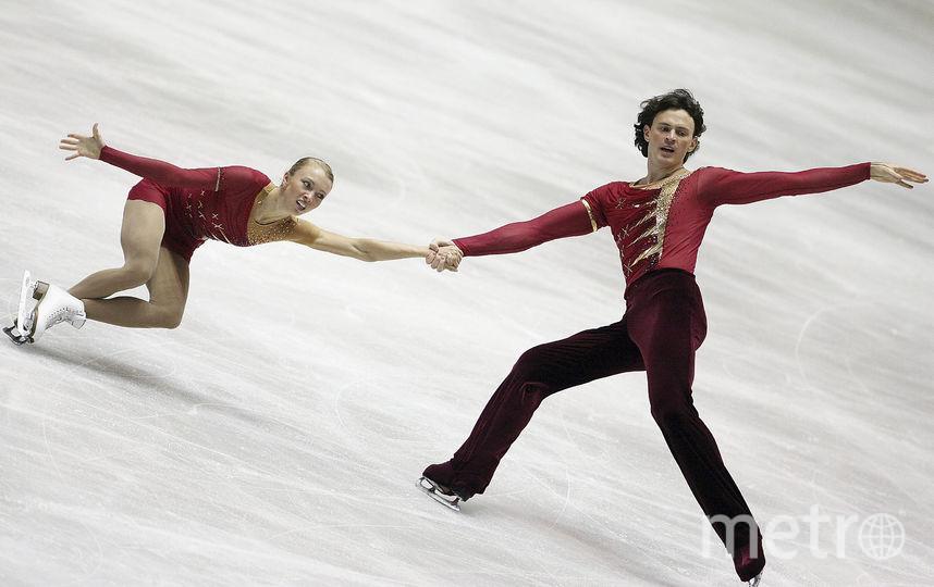 Максим Маринин и Татьяна Тотьмянина. Фото Getty