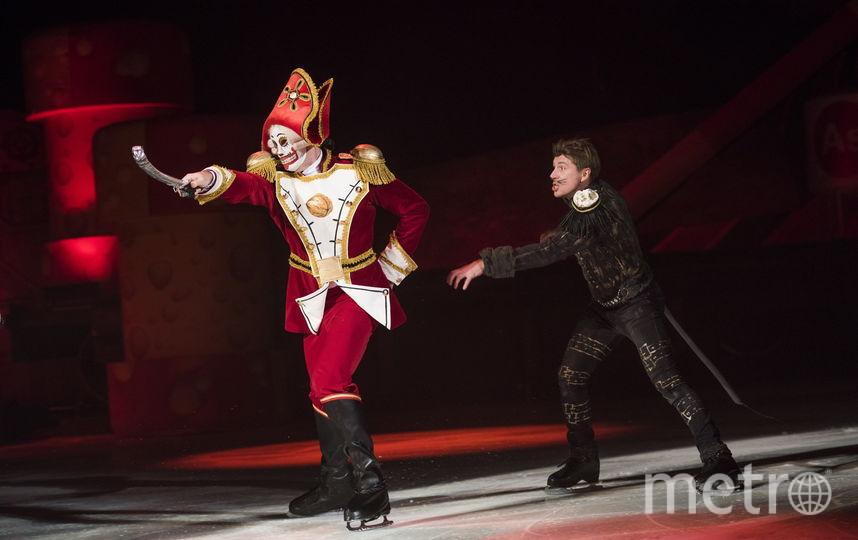 """Максим Маринин на шоу """"Щелкунчик и мышиный король"""". Фото Пресс-офис шоу"""