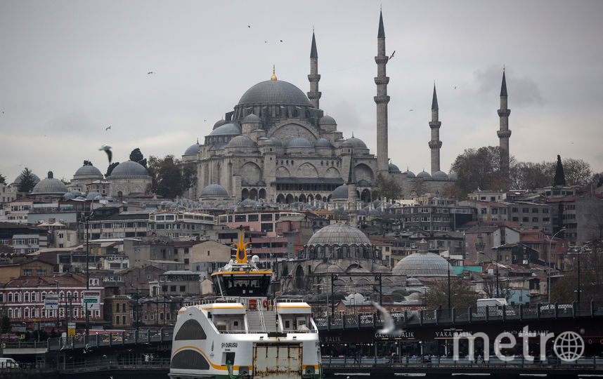 Стамбул. Фото Getty
