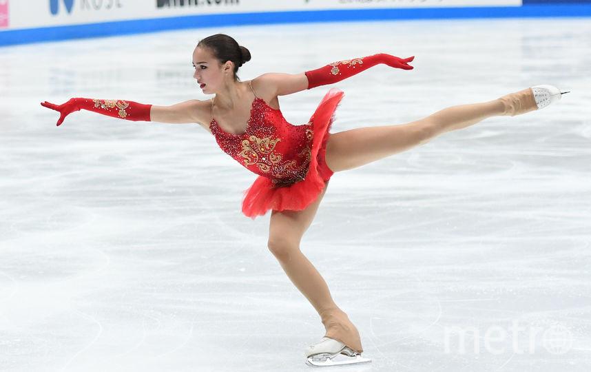В отсутствие Евгении Медведевой главная фаворитка чемпионата России – Алина Загитова. Фото Getty