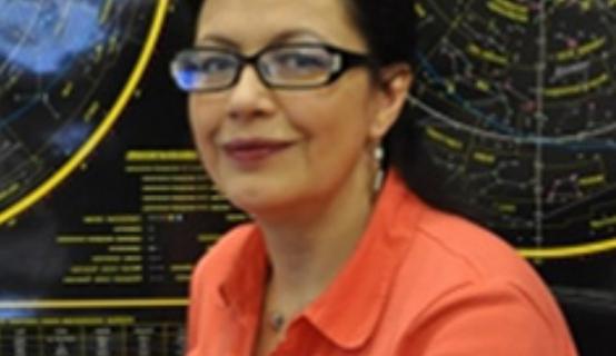 """Юлия Самоделова, астролог Центра прогнозирования и психологии """"АструС""""."""