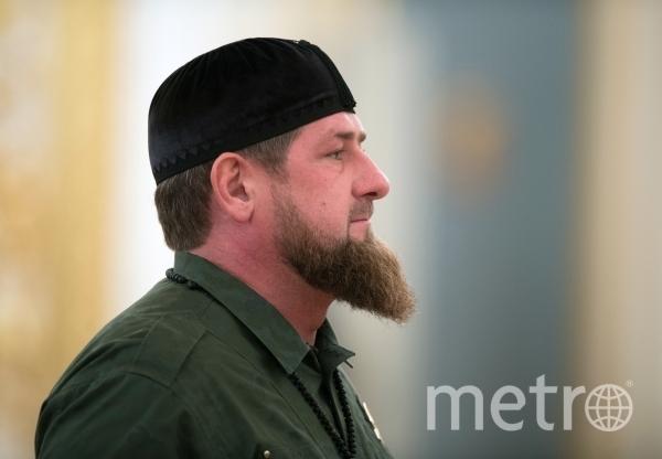 Глава Чеченской республики Рамзан Кадыров. Фото РИА Новости