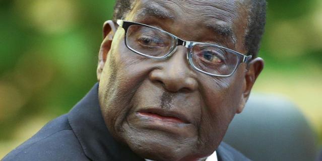 Роберт Мугабе.