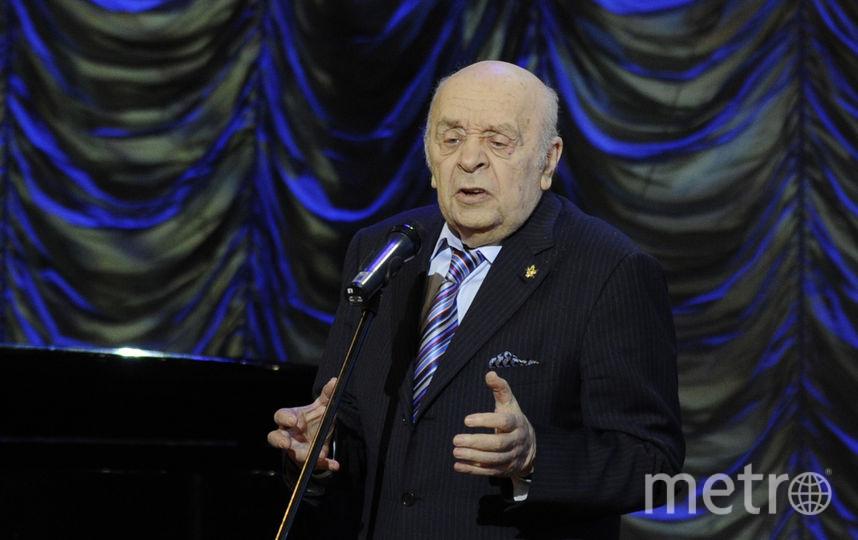 Леонид Броневой. Фото ТАСС