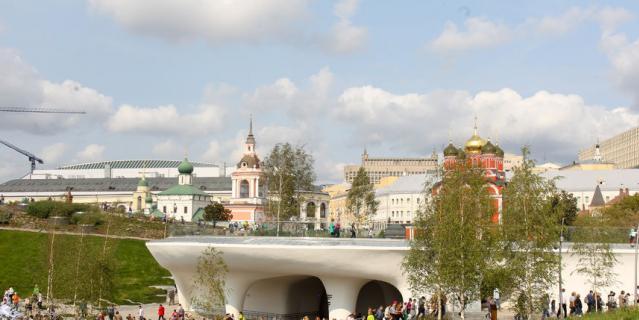 Реконструкция и реновация столицы.