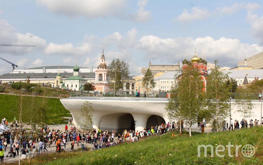Реконструкция и реновация столицы. Фото Василий Кузьмичёнок