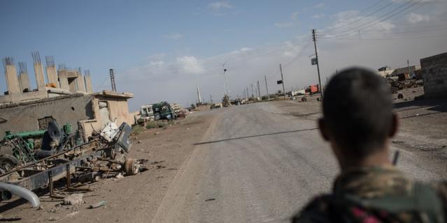 Конец конфликта в Сирии.