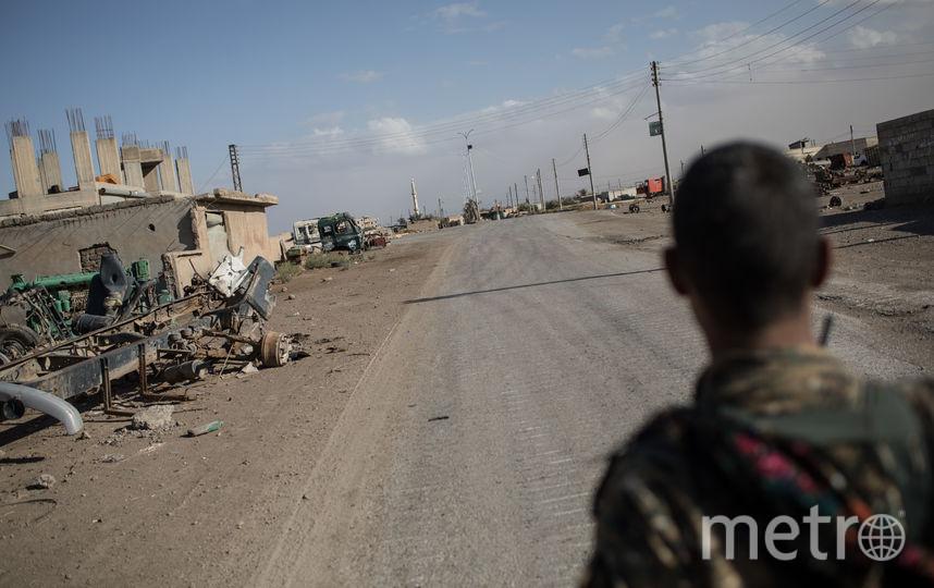 Конец конфликта в Сирии. Фото Getty