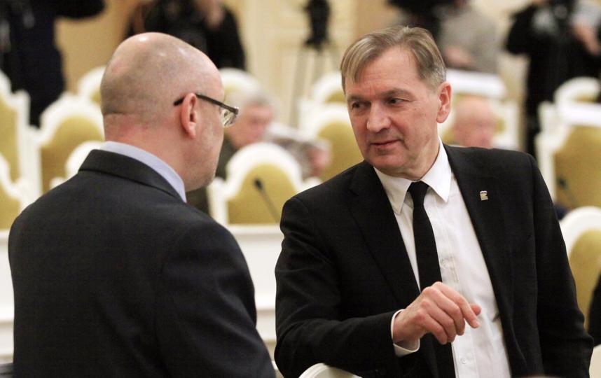 Заседание Законодательного Собрания. Фото http://www.assembly.spb.ru