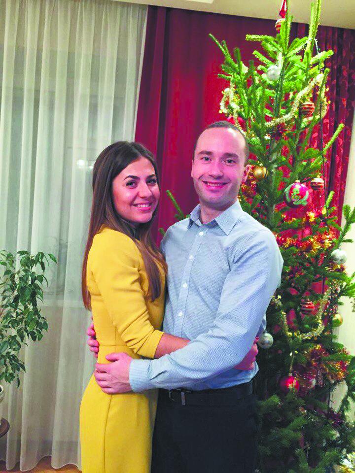 Александр и Ольга, фотоархив. Фото фото из семейного архива.