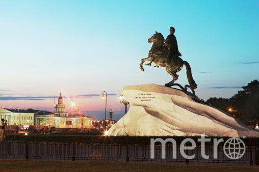 На набережной Крюкова канала в Петербурге могут открыть Театральную аллею. Фото Getty