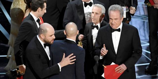 """Церемония """"Оскар""""."""