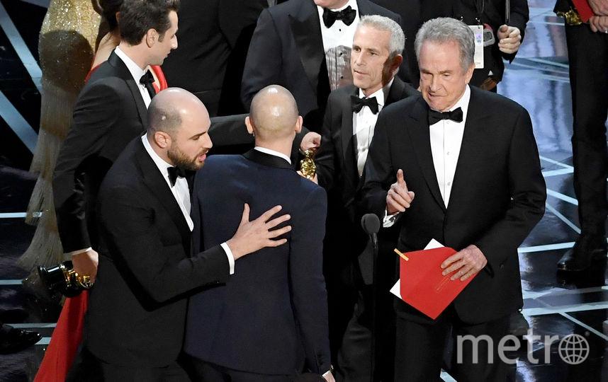 "Церемония ""Оскар"". Фото Getty"