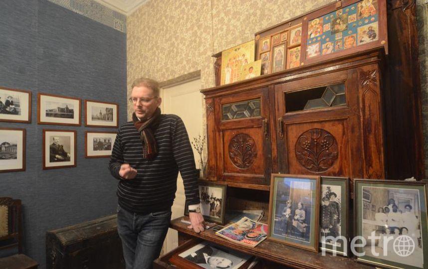 """У Распутина много почитателей. Они приходят в квартиру на Гороховой и ждут помощи от старца. Фото Елена Пальм., """"Metro"""""""