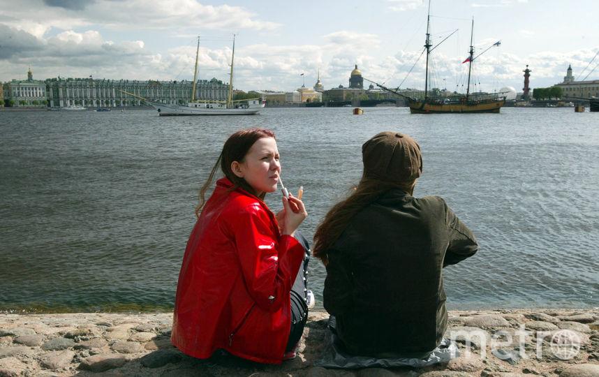 В Петербурге могут ввести туристический сбор. Фото Getty