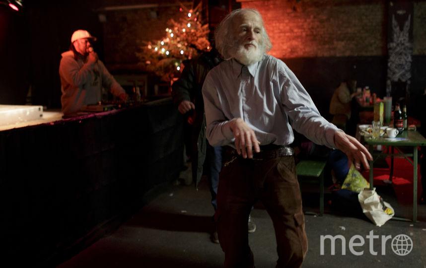 Не у всех получается раскрепоститься и танцевать на трезвую голову. Фото Getty