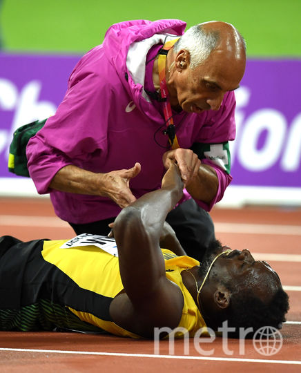 Прощание Болта с лёгкой атлетикой. Фото Getty