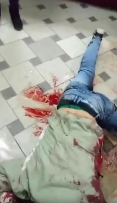 Жуткие последствия кровавой резни в Уфе шокировали Сеть: Видео. Фото Скриншот Youtube