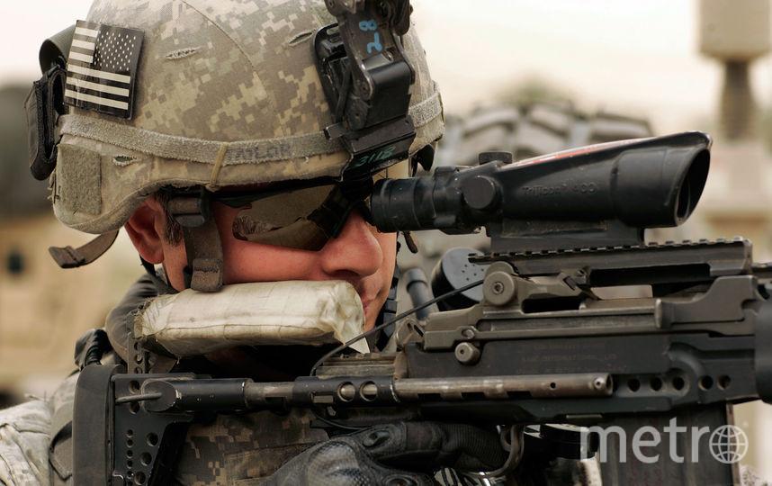Американский снайпер. Фото Getty
