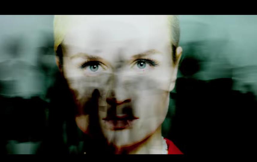 "Кадр из клипа Полины Гагариной ""Обезоружена"". Фото Polina Gagarina / YouTube, Скриншот Youtube"