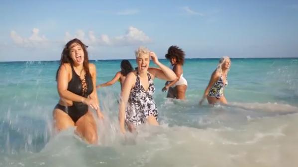 Эшли Грэм снялась в пикантном видео вместе с другими моделями plus-size. Фото Скриншот Instagram: @theashleygraham