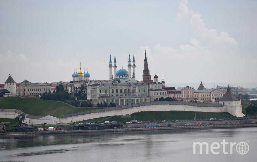 Казань. Фото Getty