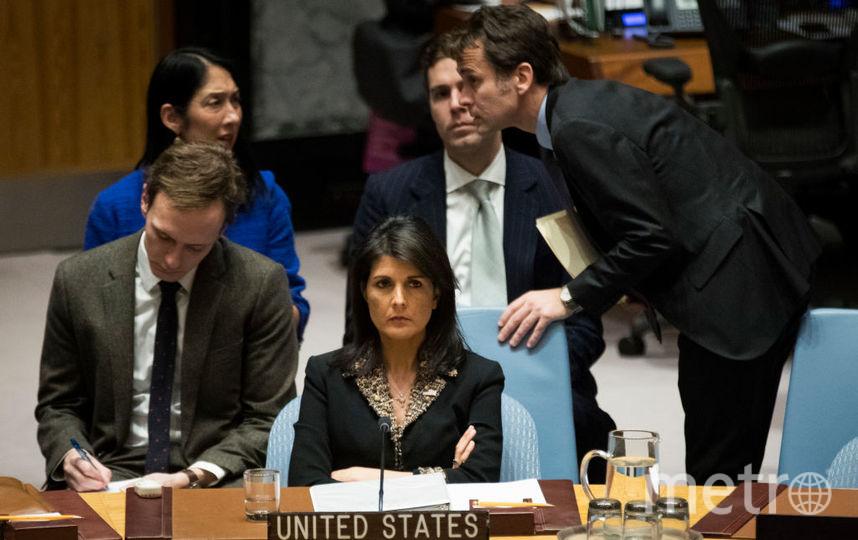 Генассамблея ООН отказалась признать Иерусалим столицей Израиля. Фото Getty