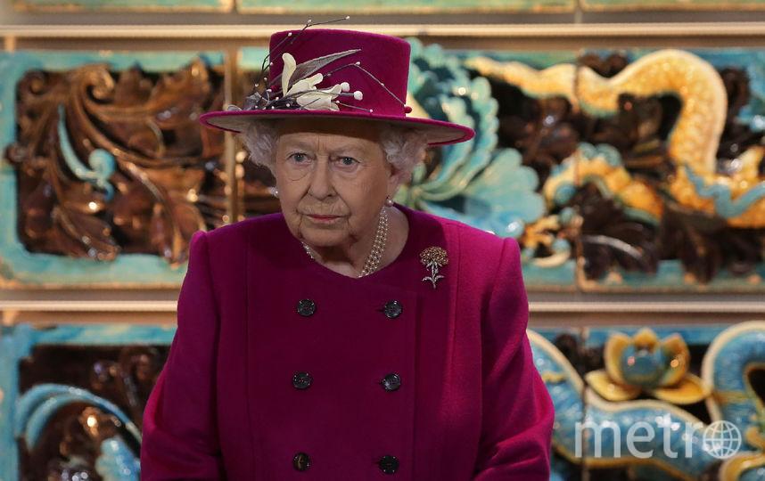 Королева любит насыщенные цвета. Фото Getty