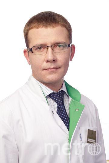 "Дмитрий Вашкин. Фото предоставлено ""Клиникой Маршака"""