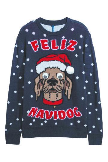 Мужской свитер H&M.
