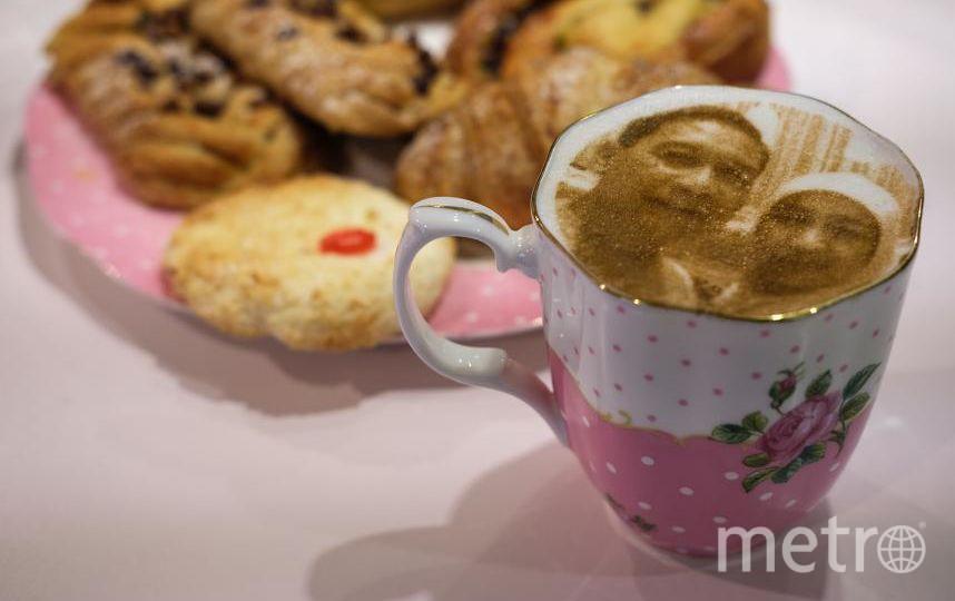 """Кофе """"селфичино"""" придумали в лондонском кафе. Фото Getty"""