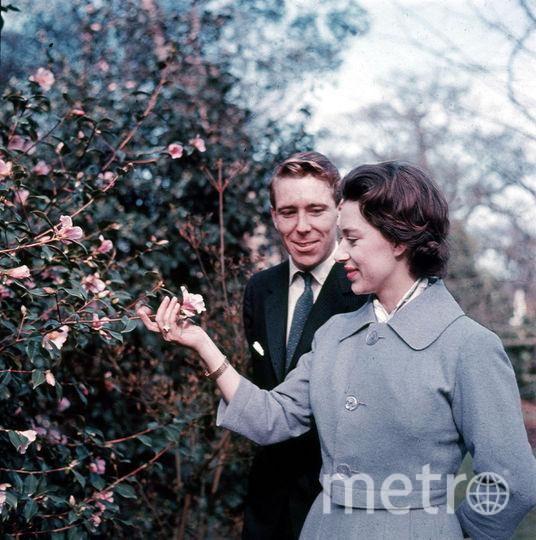 Принцесса Маргарет и Энтони Армстронг-Джонс. Фото Getty