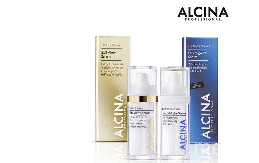 Ухаживающие сыворотки от ALCINA содержат высокую концентрацию действующих веществ и поэтому действуют быстрее и эффективнее.