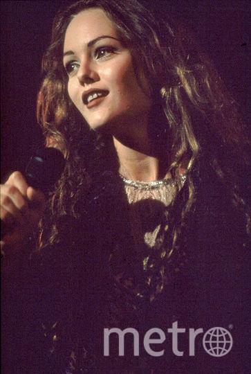 Ванесса Паради в молодости. Фото Getty